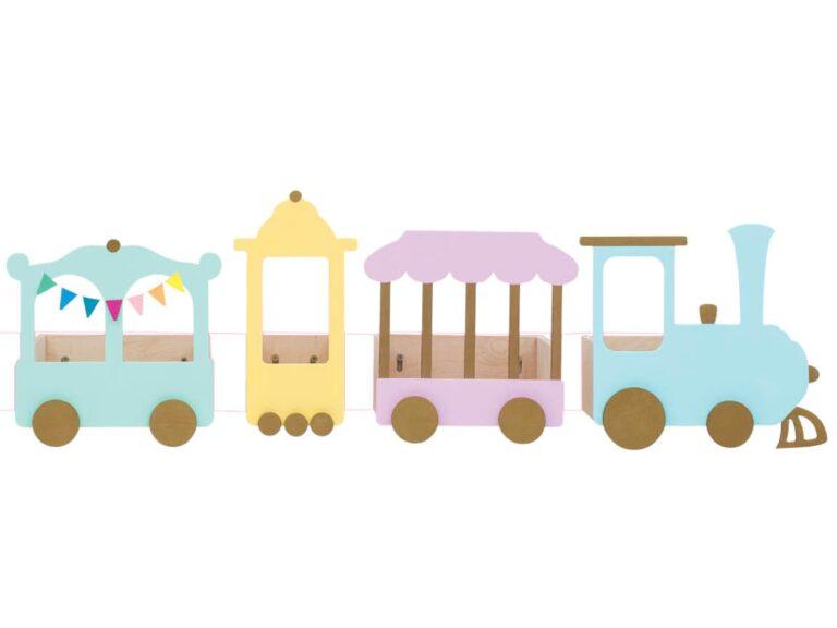 train shelf Zugregal kidsroom Kinderzimmer