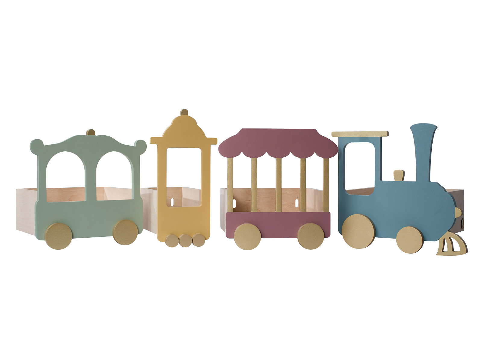 train shelf for kids room nursery dusty rose