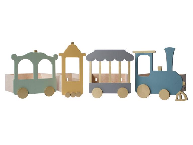 etagere train pour enfants